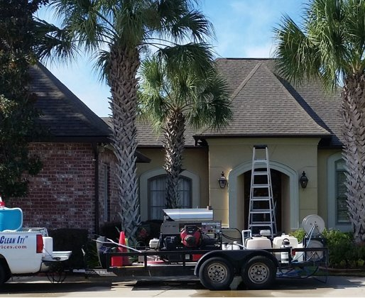 Home Exterior Cleaning Services