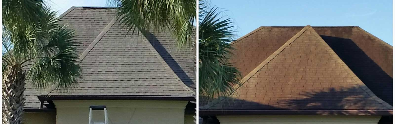 Roof Cleaning Exterior Cleaning Services