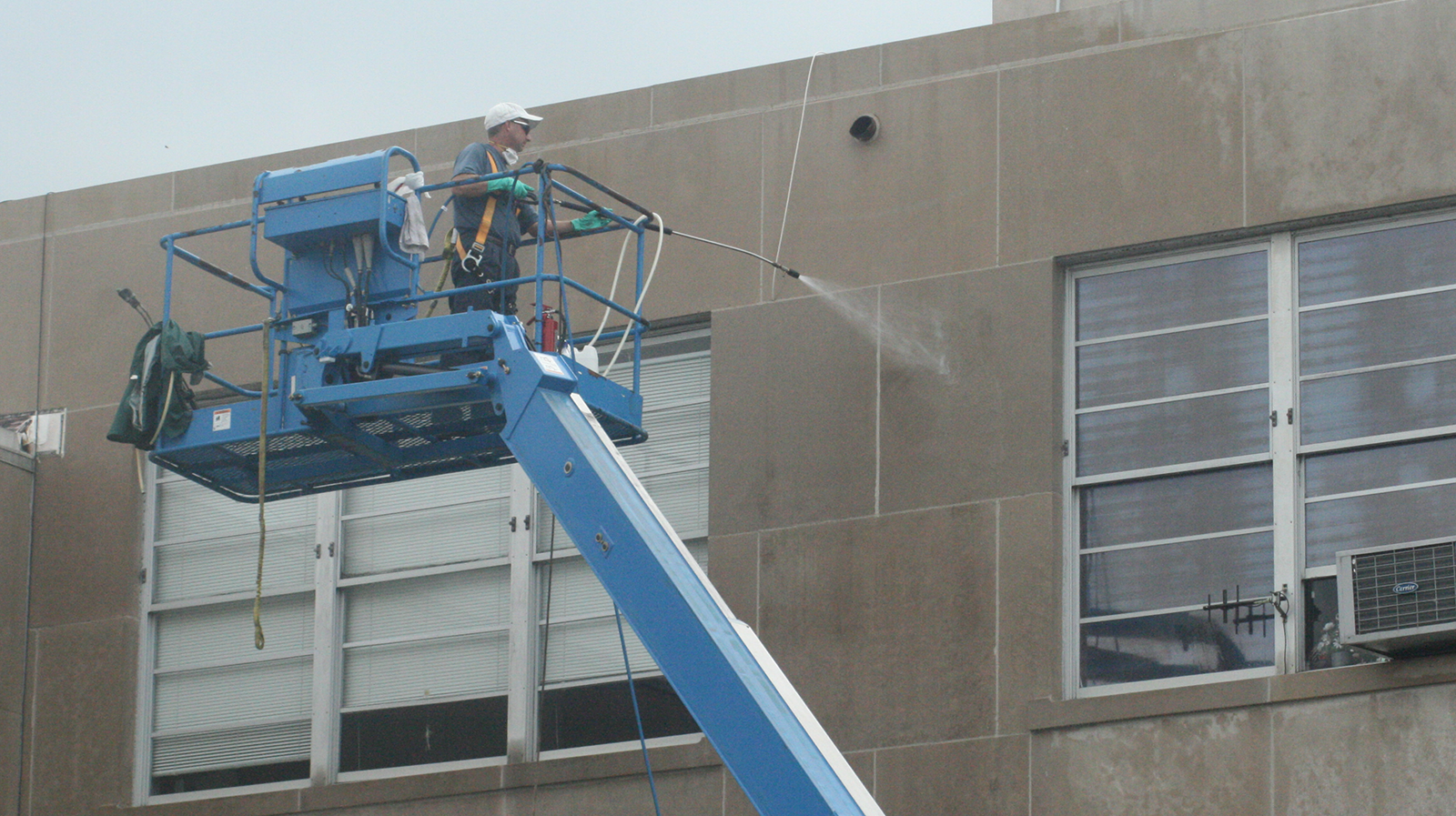 Commercial Pressure Washing | Exterior Cleaning Services